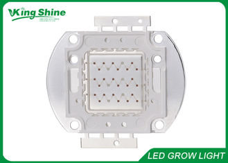 Red Integrated Multichip Led Light Chip 660nm do warzyw i ogrodnictwa