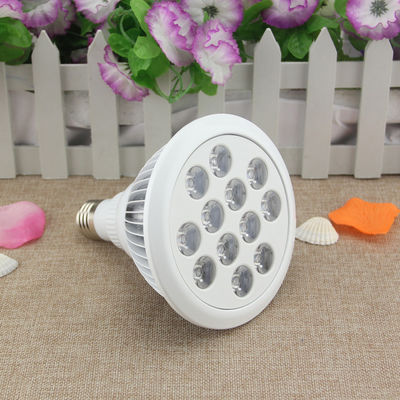 Hydroponic 660nm E27 Led Grow Light Bulbs , Indoor Led Weed Grow Lights