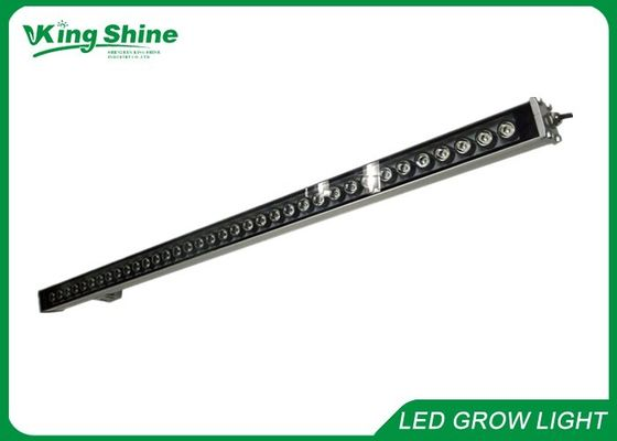 4ft High Power Fruiting Spectrum Led Grow Bar Light 1200mm z płytą aluminiową
