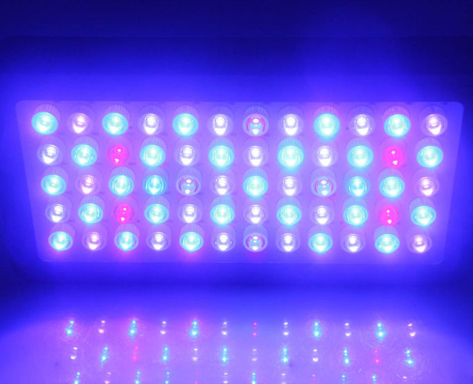 Dimmable 180W Saltwater Aquarium Reef Led Lighting With Switch Control